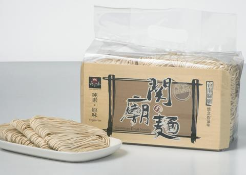 關廟麵-原味