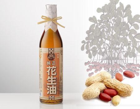村家味-花生油(100%正純)