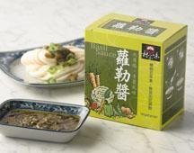 蘿勒青醬(植物五辛素)方便包