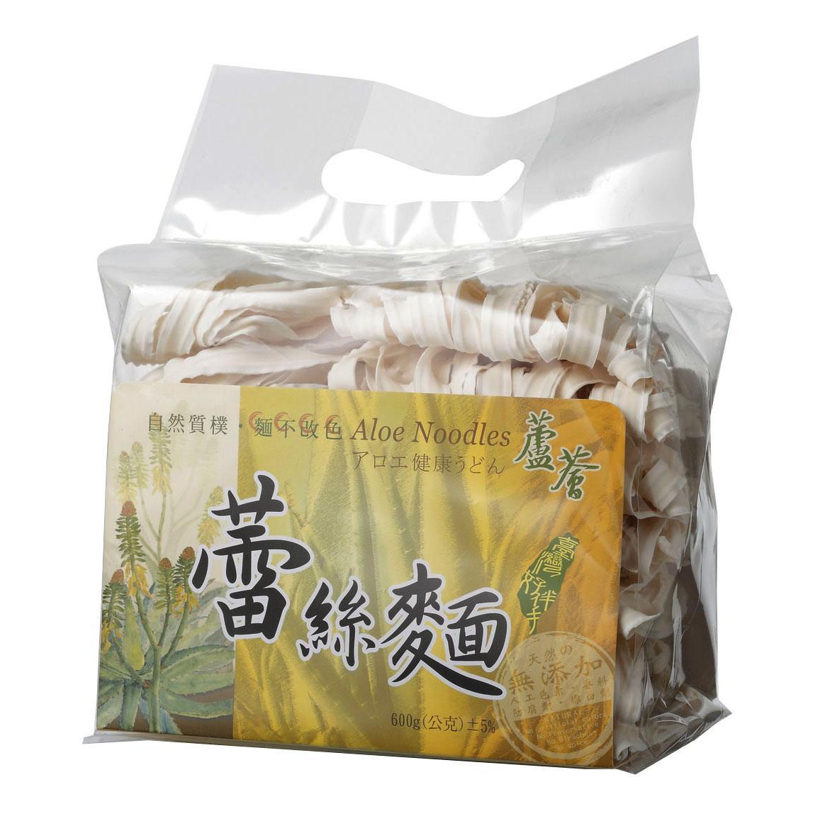 蘆薈蕾絲麵(600g-裸包)原味