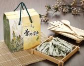 蘆薈蕾絲麵(600g-盒裝)綠藻
